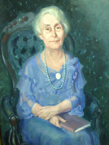 Portrait of Anne Kirtley