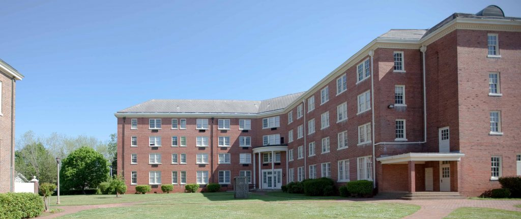 Wmu Residence Hall Judson College Marion