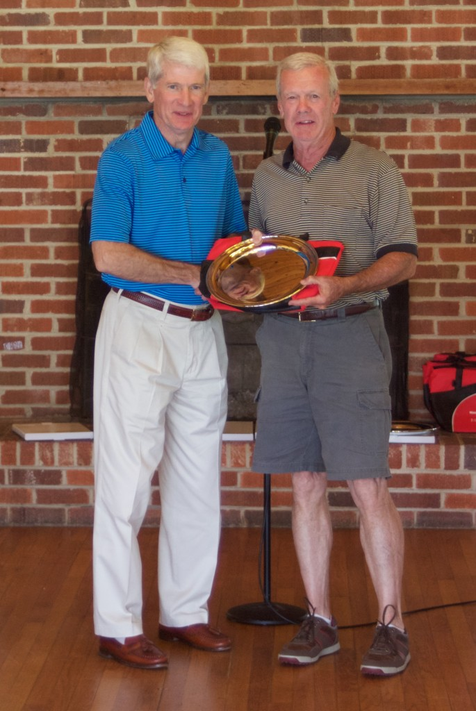 Glen Stewart_54th Ministers Golf Tournament Winner