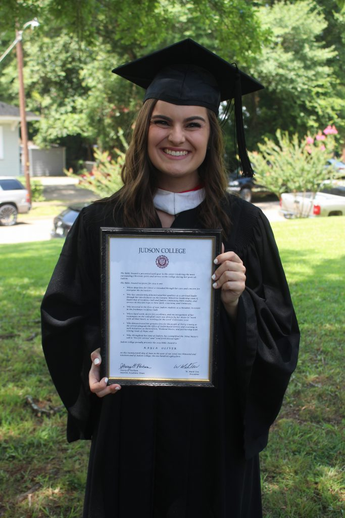 Judson College Holds 181st Commencement Judson College