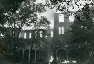 Jewett Fire July 1947